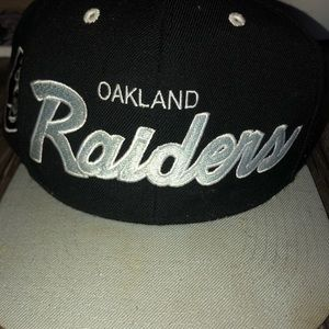 Oakland raiders SnapBack